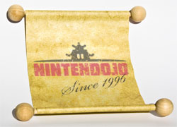 Nintendojo History Scroll