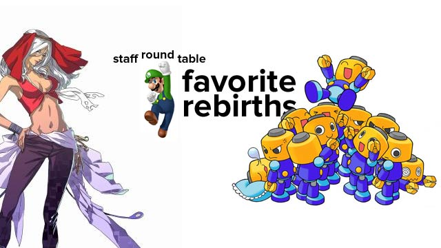 Issue 1 Round Table: Favorite Rebirths