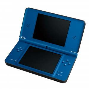 Midnight Blue DSi XL