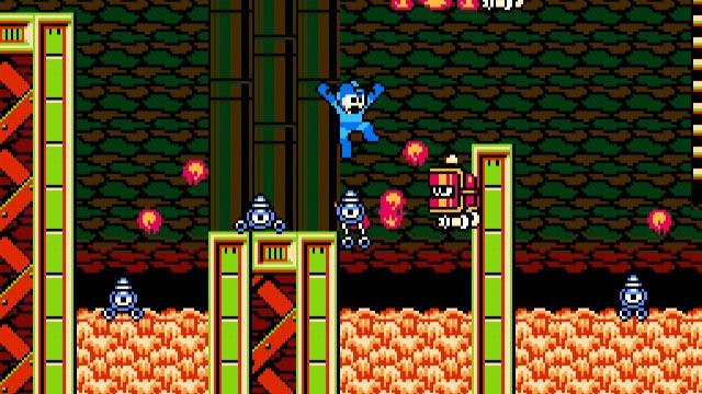 Mega Man 9 Screen