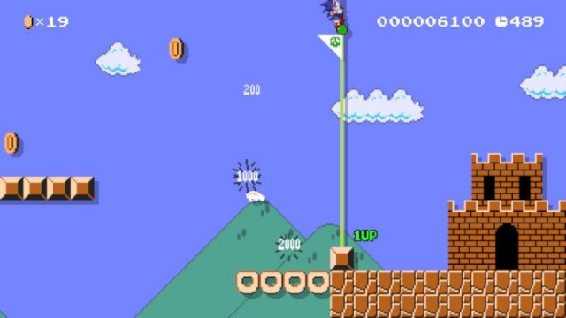 Tingle and Sonic Sprites Unveiled for Super Mario Maker « Nintendojo